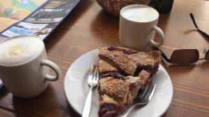 Lekker vlaai en Cappuccino in Maastricht