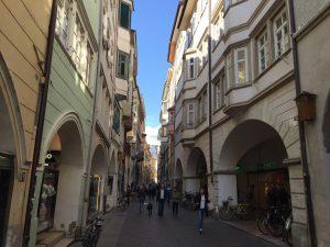 Winkelen in Bolzano